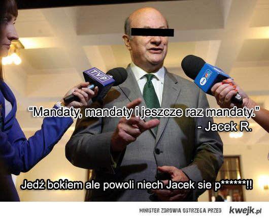 Jacek, Jacek, JAcek