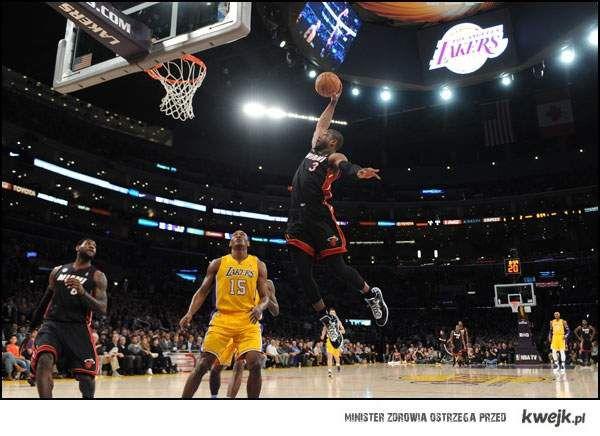 Heat beat Lakers