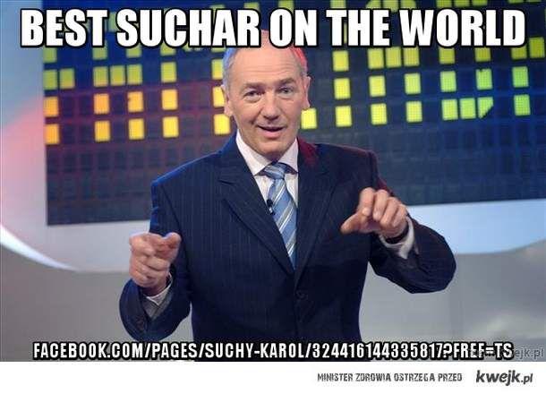 Best suchar on the world