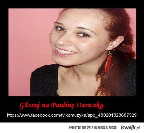 Głosujcie na Pauline