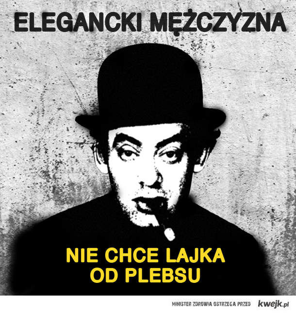 elegancki