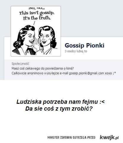Gossip-Pionki/249629745170877