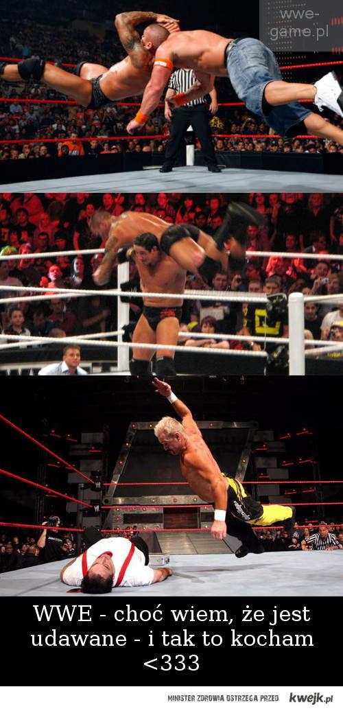 WWE <333