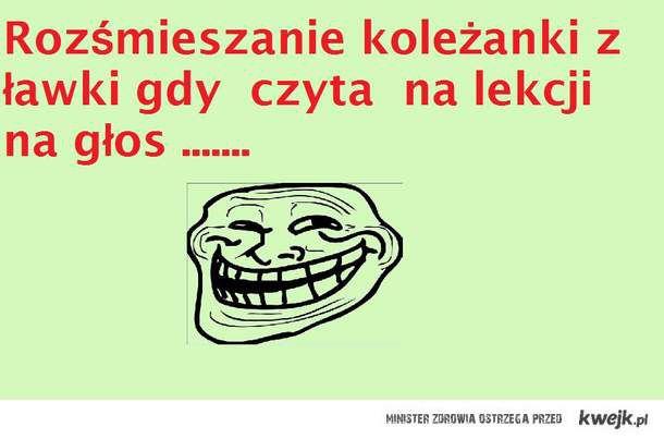 rozśmieszanie :)