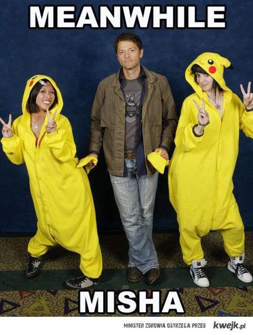 Tymczasem... Misha