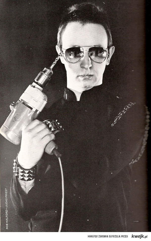 Rob Halford awesome photo