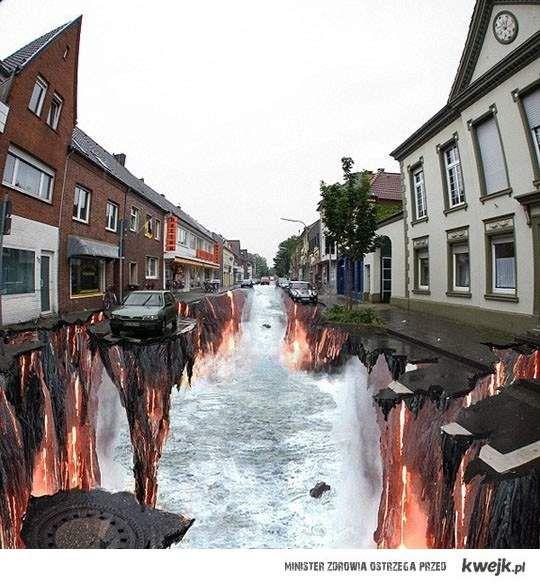 Streetart 3D