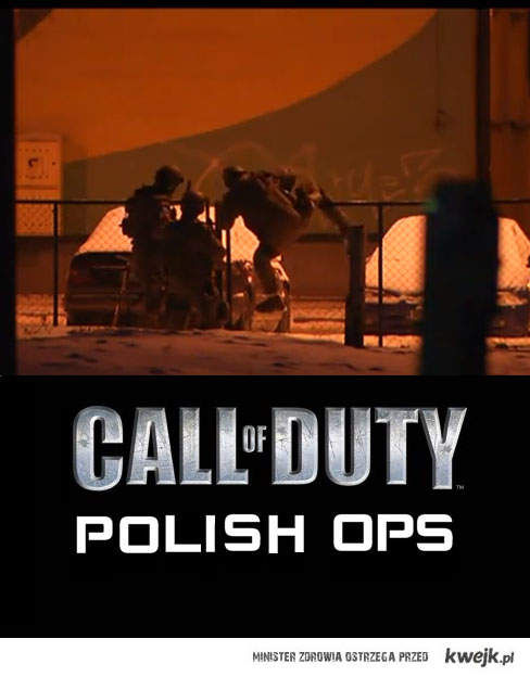 Call of Duty Polish OPS