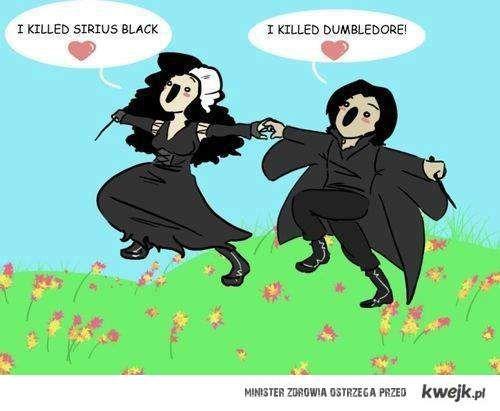Bella i Snape