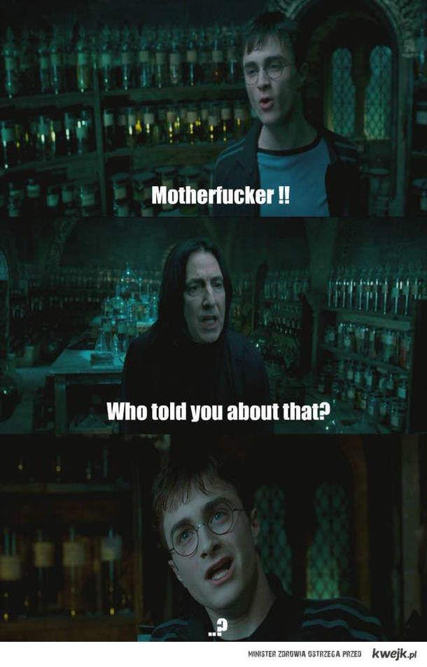 Mother*ucker!