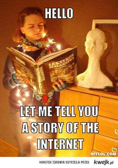 Awkward historian
