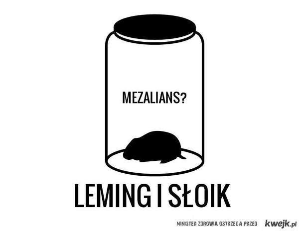 Warszawski mezalians
