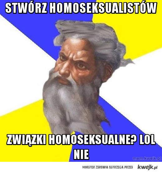 STWÓRZ HOMOSEKSUALISTÓW