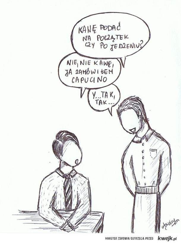 Życie kelnerskie