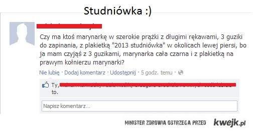 Studniówka 2013