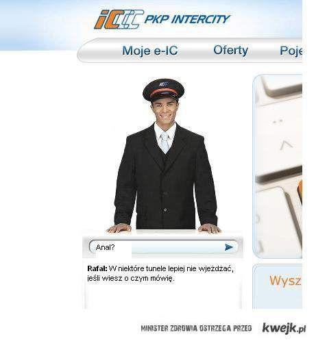 PKP Intercity i pan Rafał