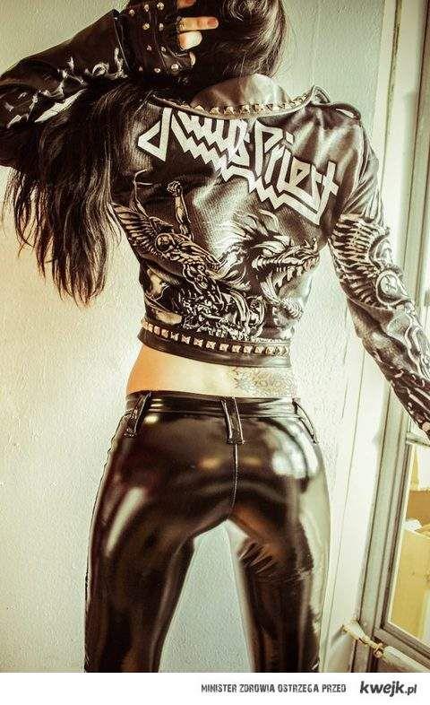 Judas Priest Girl!