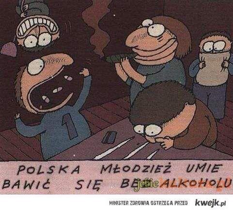 Polska młodzież