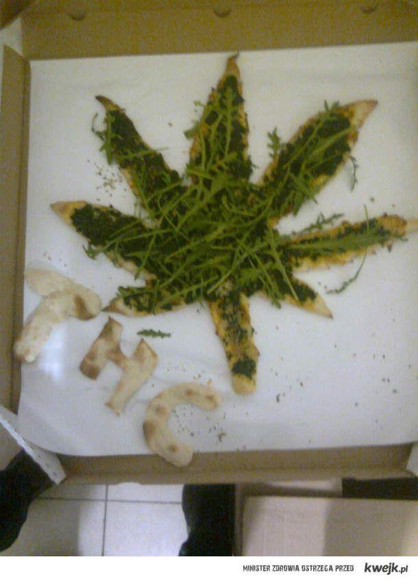 ganja pizza