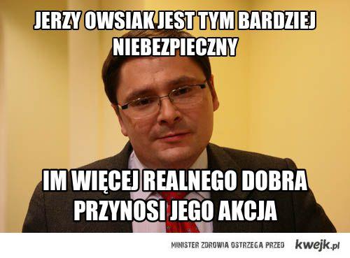 Terlikowski o Owsiaku