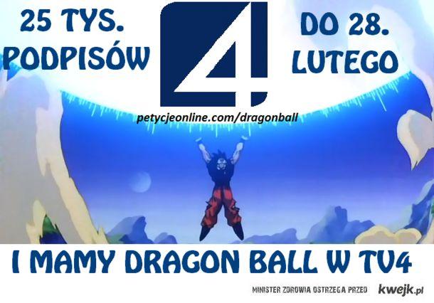 Połączmy siły dla Goku!!!