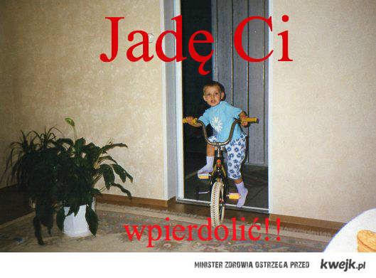 Jade Ci wpierdolic