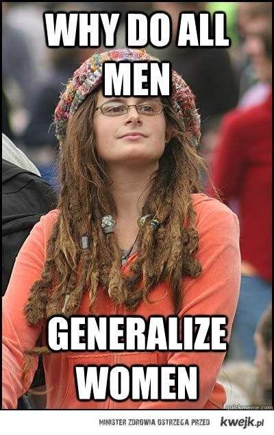 Mężczyźni są okropni
