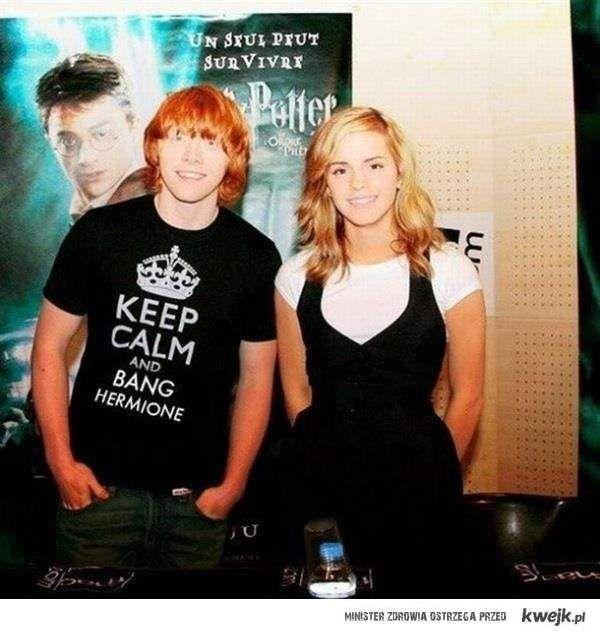 bang hermione