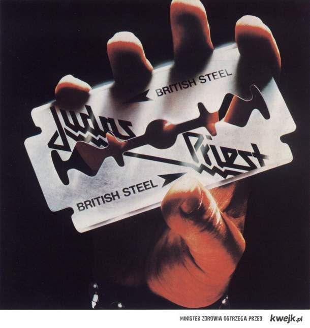 Judas Priest kurna a nie jakieś tam ajron maiden dla dzieci