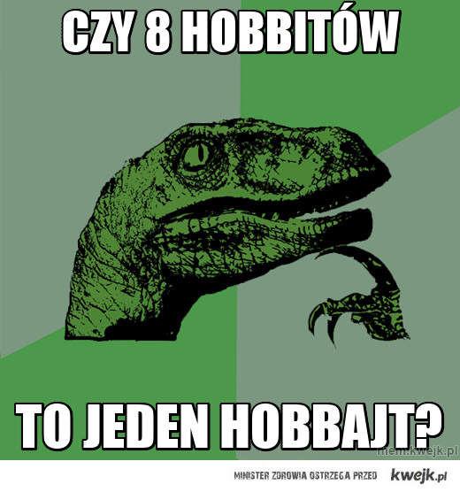 Czy 8 hobbitów