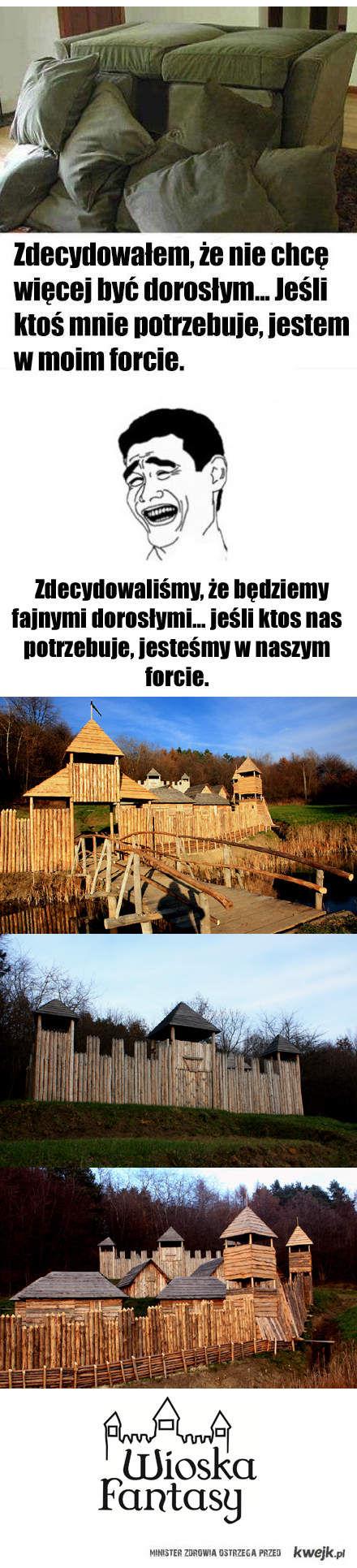nasz fort