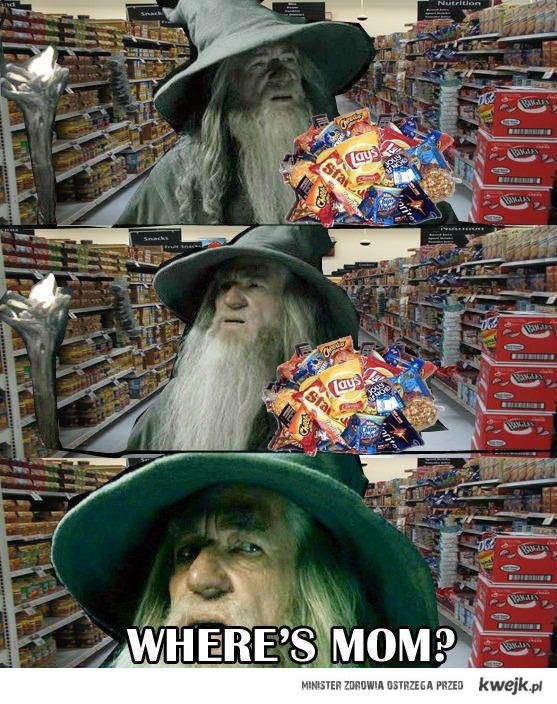 Ja w markecie