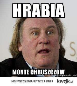 Hrabia Monte Chruszczow