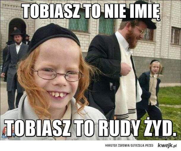 Tobiasz to nie imię