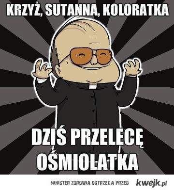 ksiądz xD
