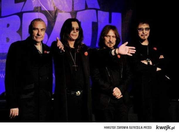 Black Sabbath - bogowie