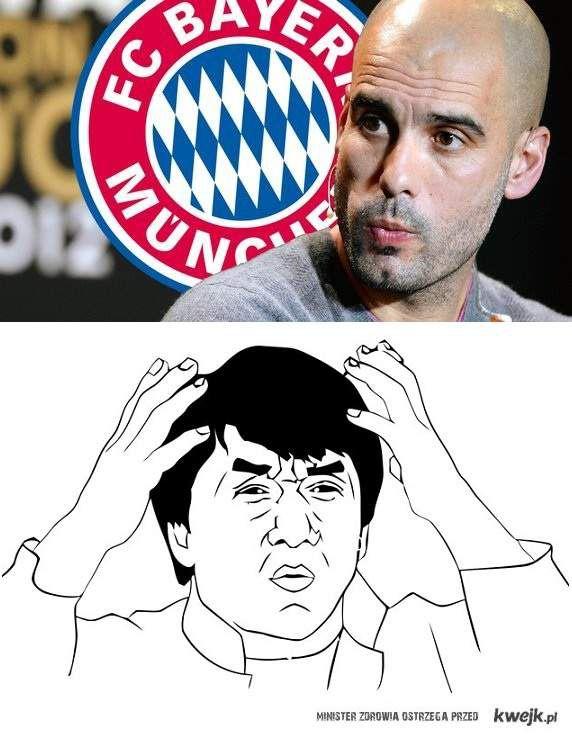 to był zły krok dla Bayernu