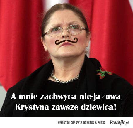 Poseł Krystyna P.