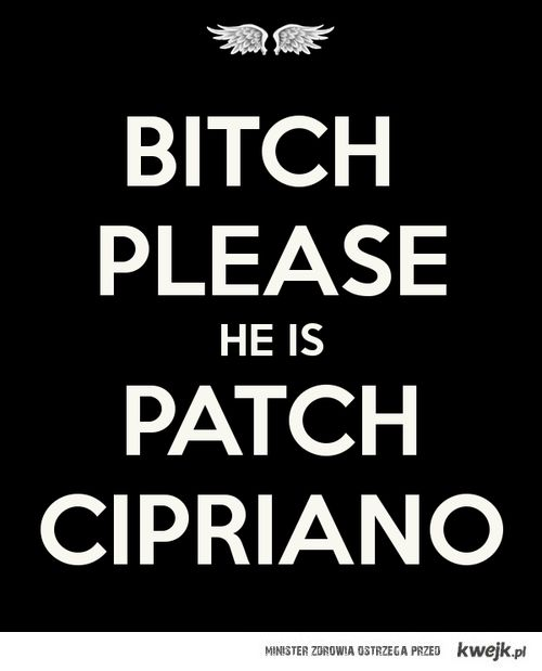 Patch Cipriano