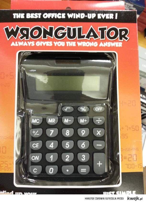 wrongulator