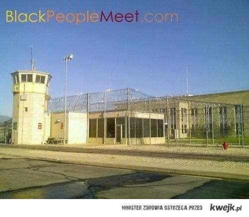 Miejsce spotkań czarnych