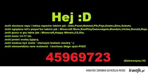 45969723 :) dziewczyna,15l