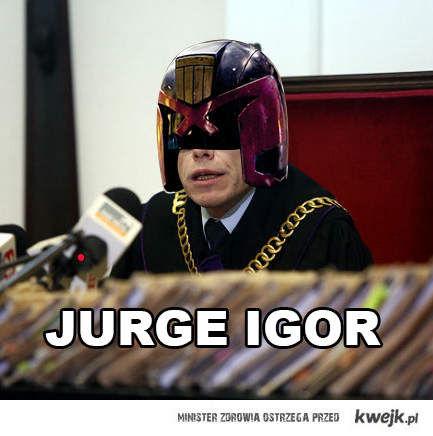 Polski Jurge Dredd