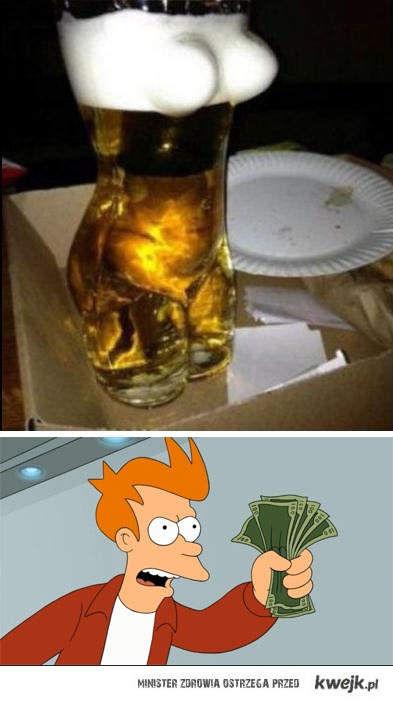 piwo i cycki