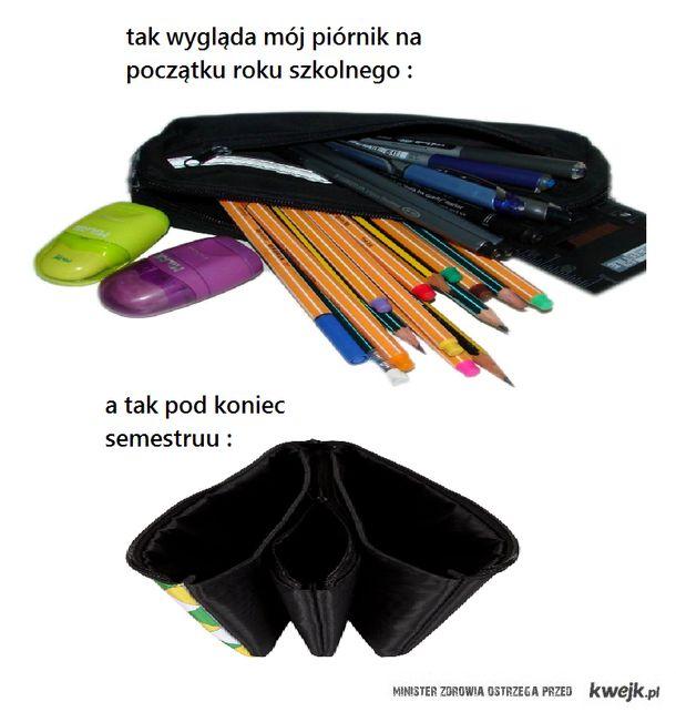 z życia szkoły :D