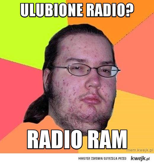 Ulubione radio?
