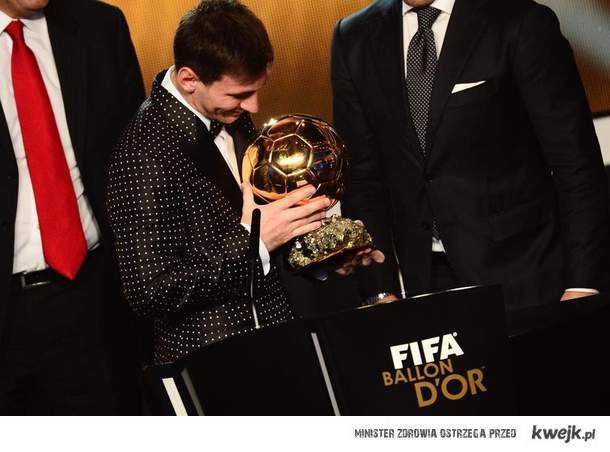 Leo Messi <3