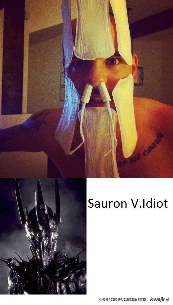 Sauron V.Idiot