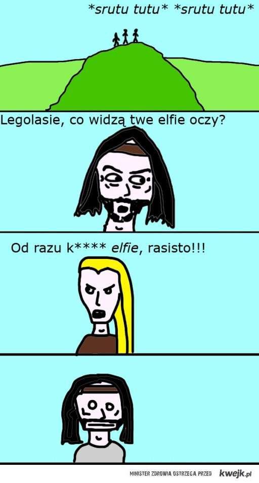 Aragorn rasista