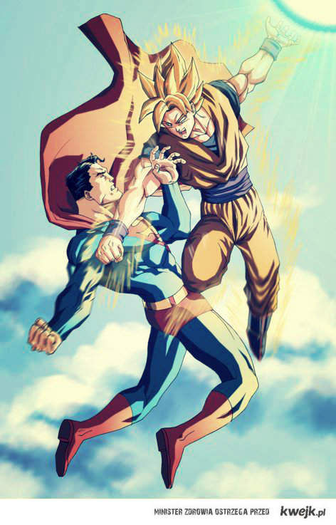 Songo vs Superman